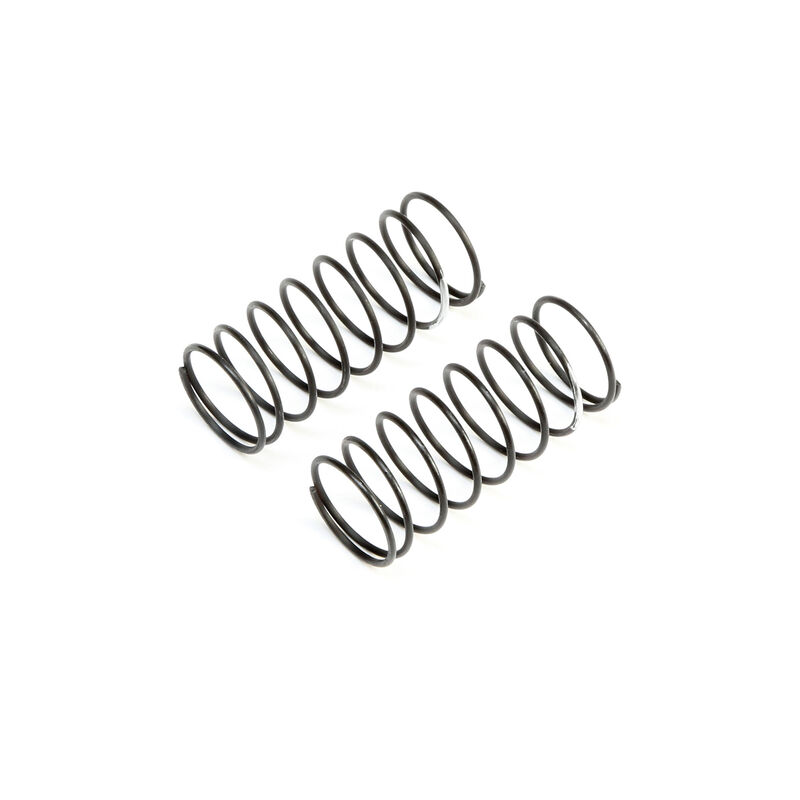 Front Springs, Silver, Low Frequency 12mm (2)