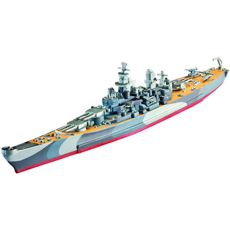 1/1200 Battleship USS Missouri WWII