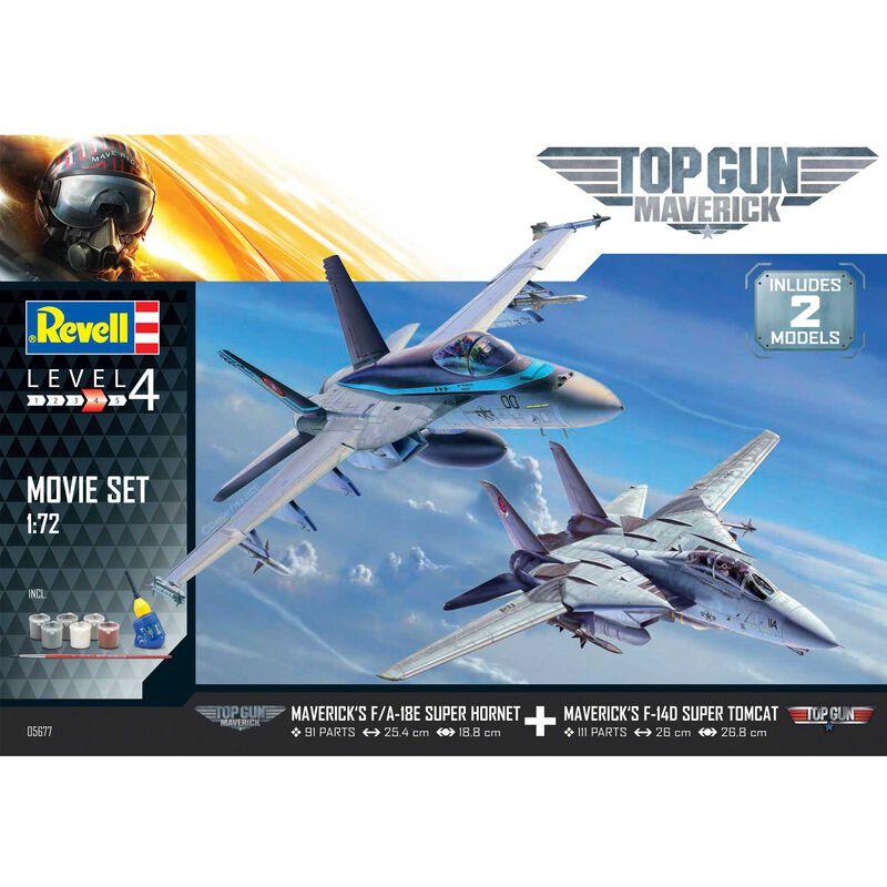 1 72 Top Gun Movie Set