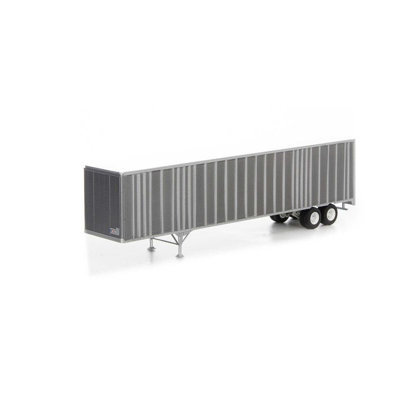 HO RTR 48' Wedge Trailer Painted Unlettered
