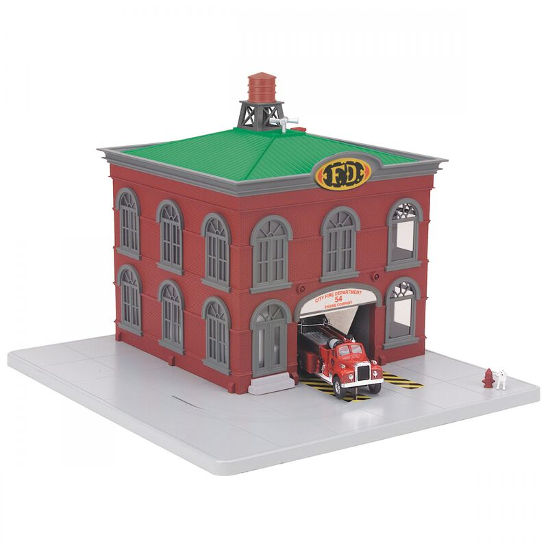 O Operating Enging Company 54 Firehouse