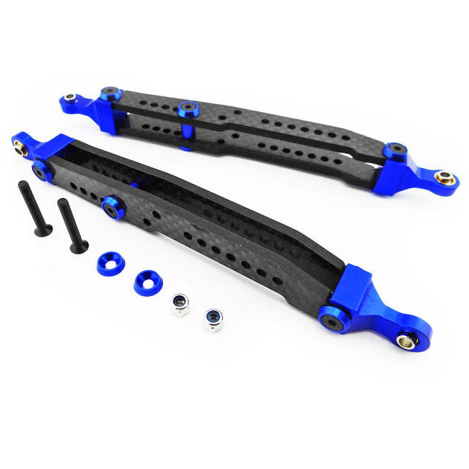 Carbon Fiber Graphite Rear Lower Links: Axial Yeti