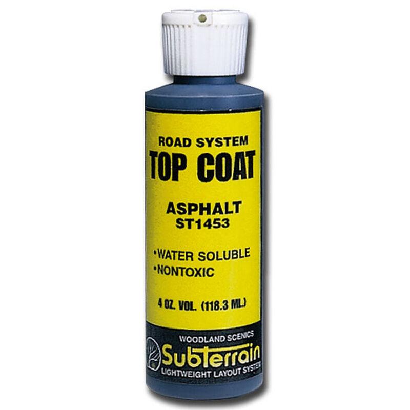 Asphalt Top Coat, 4oz