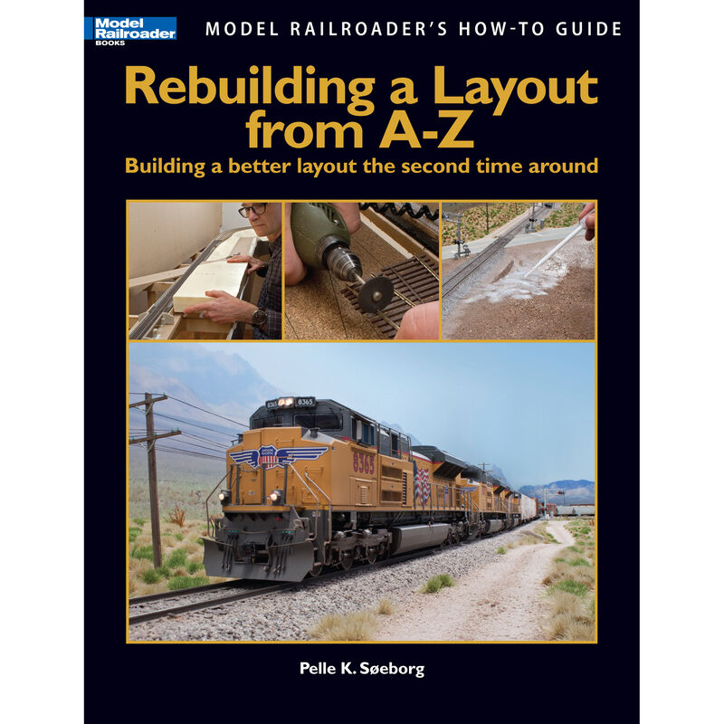 Rebuilding a Layout from A-Z