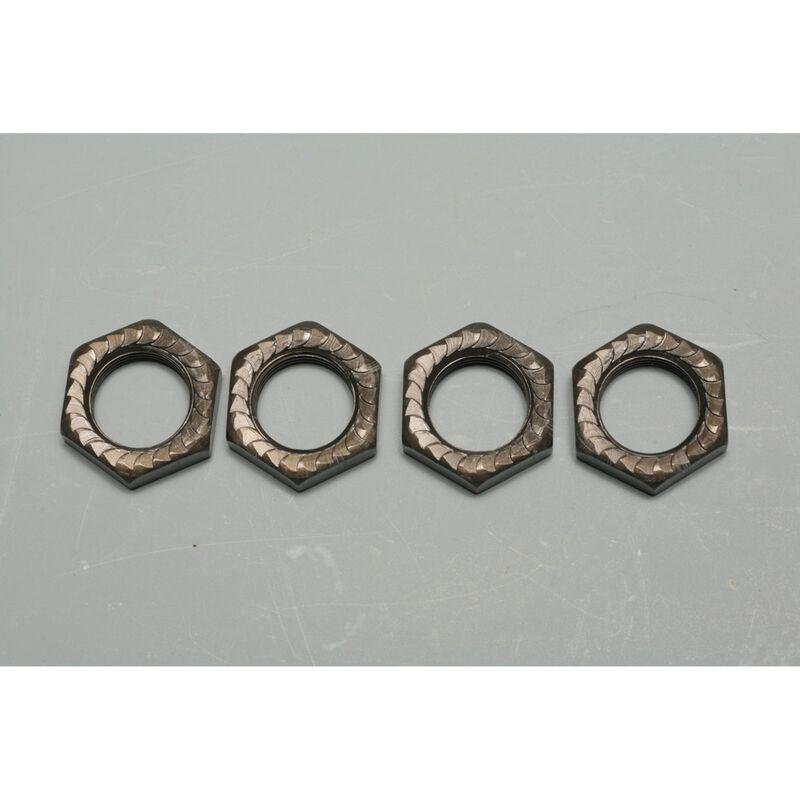 Self Locking Wheel Nuts (4): MBX5R, MBX5T