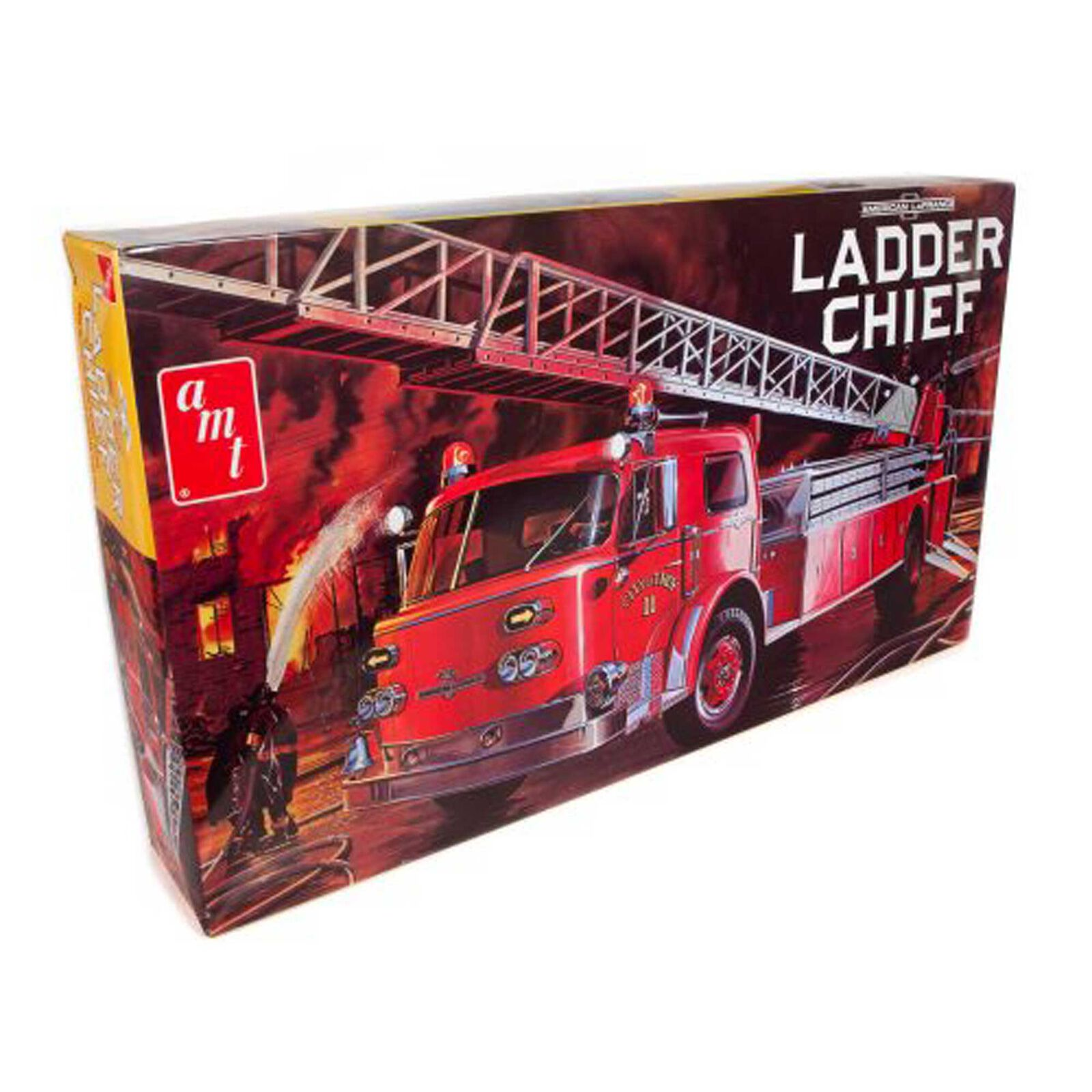 1/25 American LaFrance Ladder Chief Fire Truck