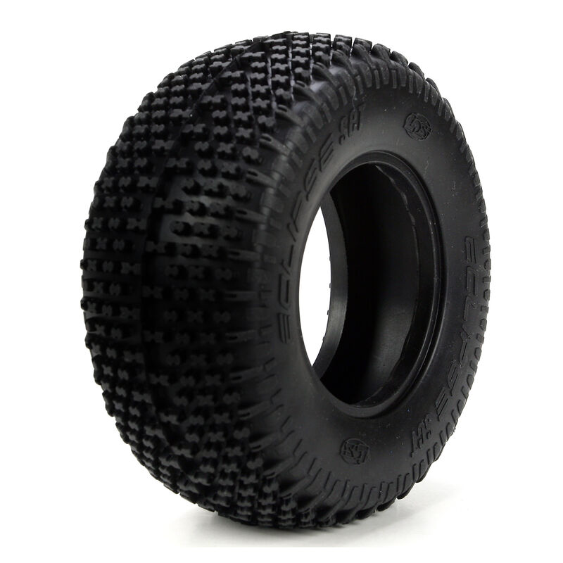 1/10 Eclipse Front/Rear 2.2/3.0 Short Course Tire with Inserts (2)