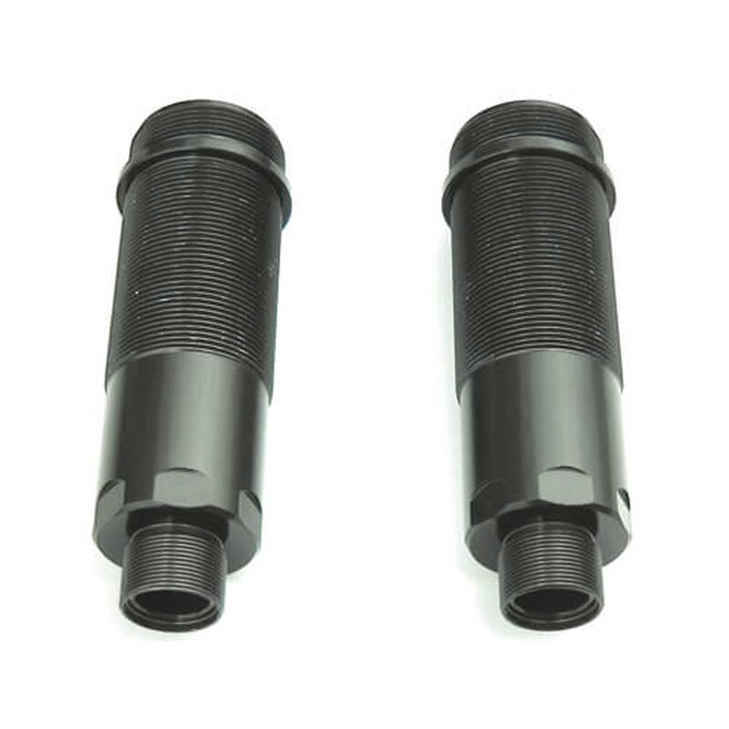 Hard Anodized Aluminum Rear Shock Body, Extra Long (2)
