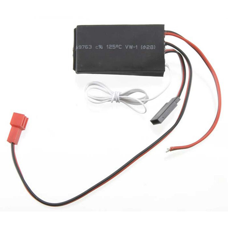 Rx ESC A1: Mini Thunder