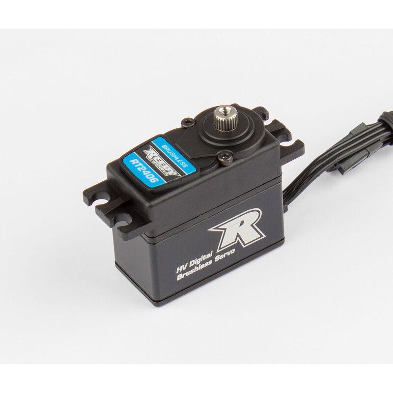 Reedy RT2406 Standard Digital HV High Torque Brushless Metal Gear Servo