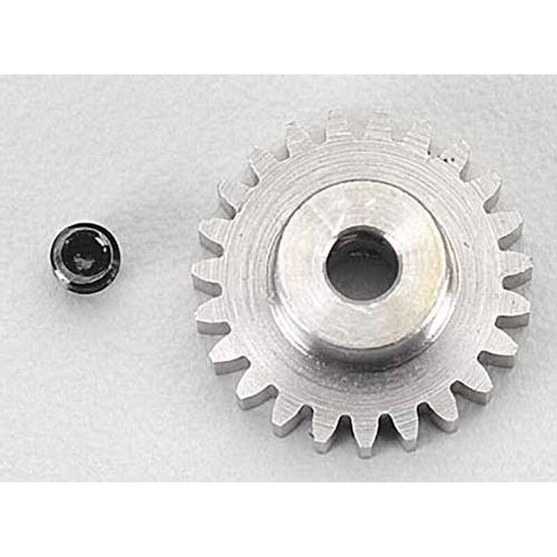 """Steel Alloy Motor Pinion Gear 1/8""""/.6 Mod, 23T"""