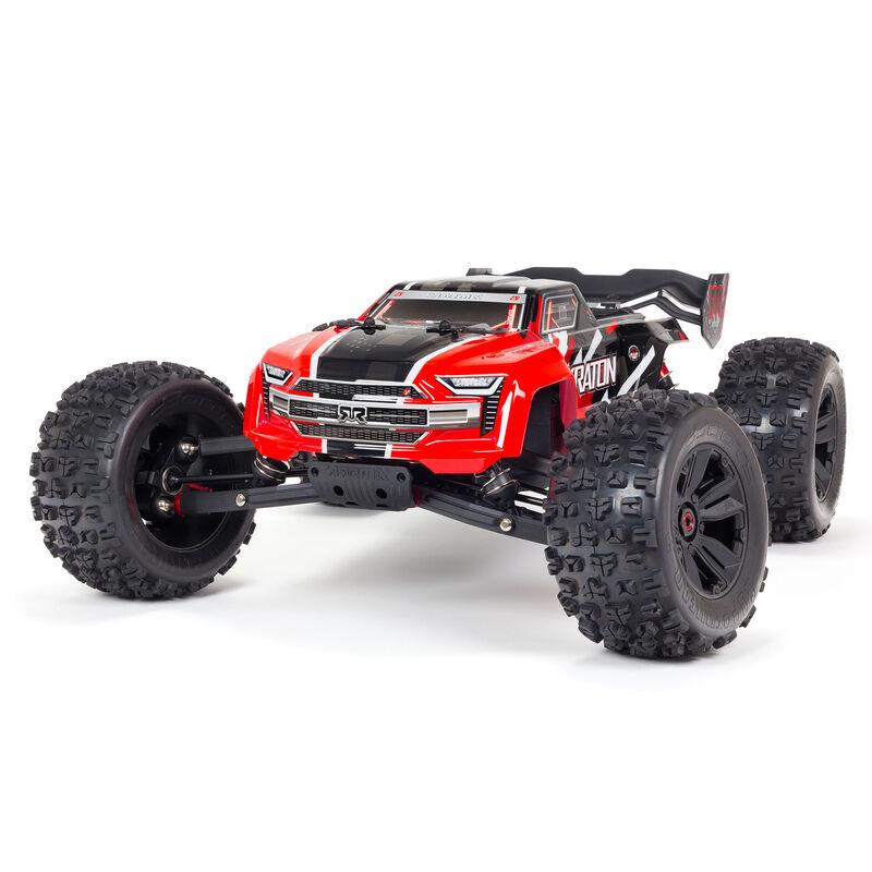 1/8 KRATON 6S V5 4WD BLX Speed Monster Truck with Spektrum Firma RTR