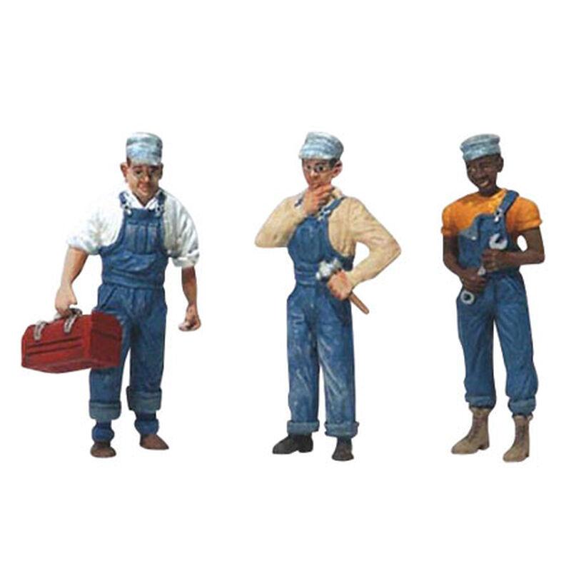 G Three Train Mechanics