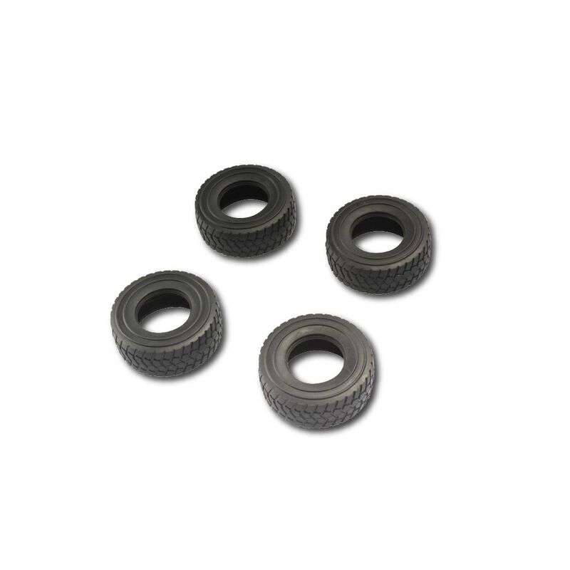 Tire set (4): Caterpillar 950M Wheel Loader