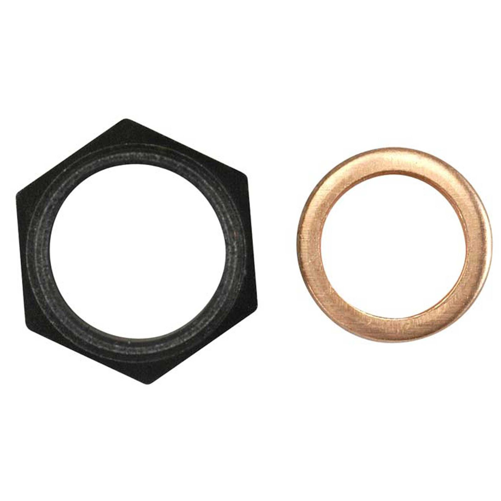 Exhaust Pipe Nut: F90-240