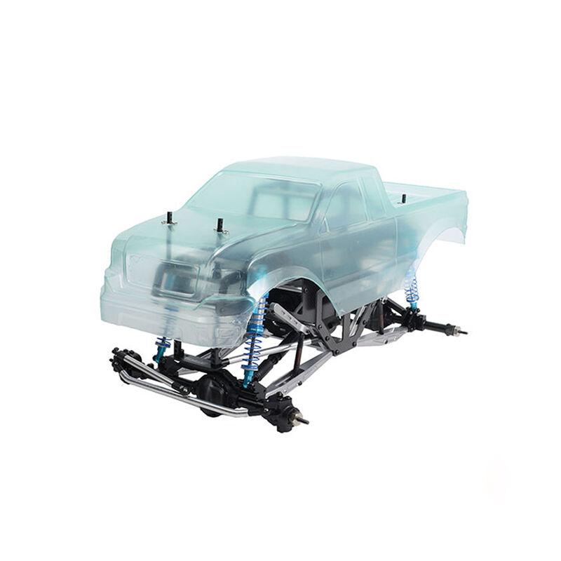 1/10 Carbon Assault Monster Truck Kit