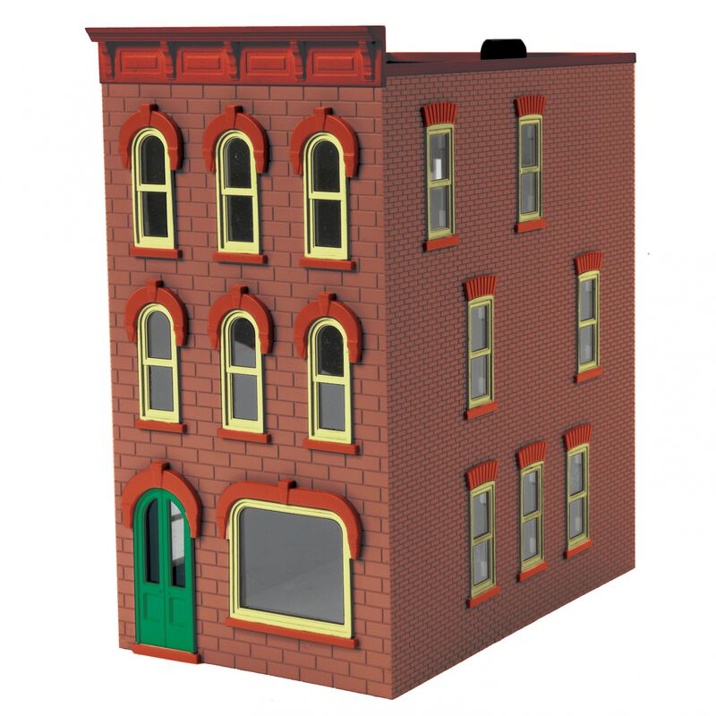 O 3-Story Town House #1 Dusty Red