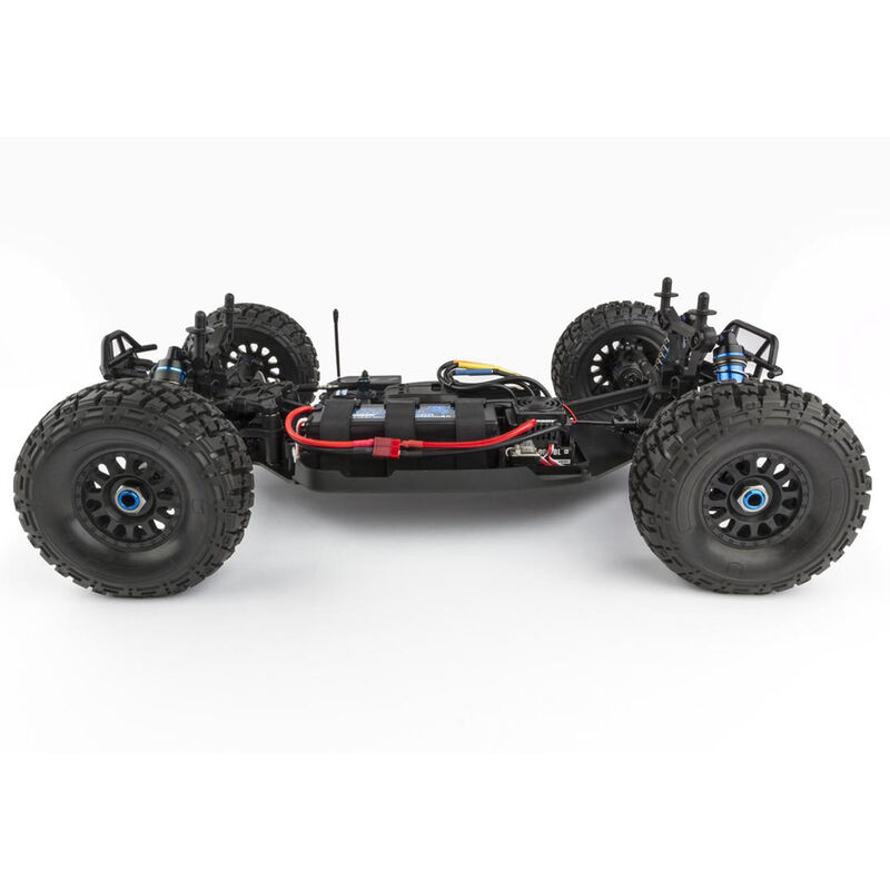 1/8 Limited Edition Nomad DB8 4WD Buggy Brushless RTR LiPo Combo, Green