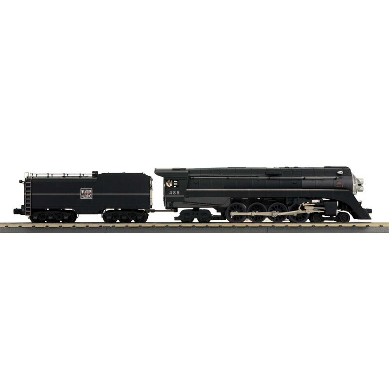 O-27 Imperial 4-8-4 GS-4 Northern w PS3 WP #485