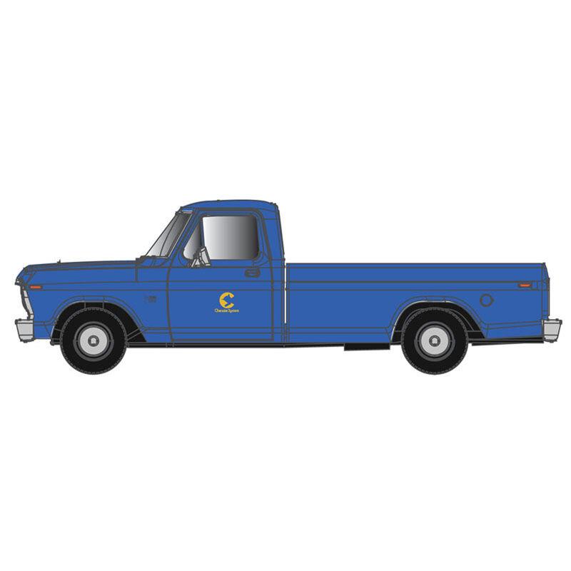 N Ford F-100 Pickup Truck CHSY (2)