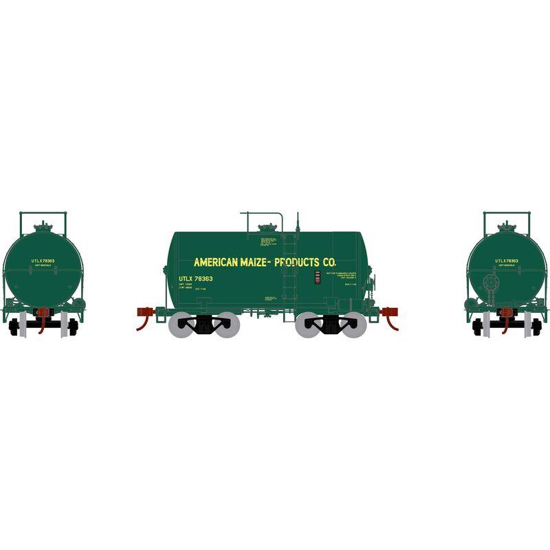 HO RTR 30' NACC 8 000-Gal Tank UTLX Maize #78363
