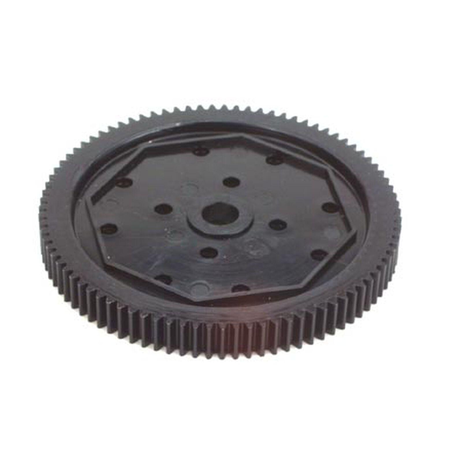 Spur Gear, 87T, 48P: B4/T4