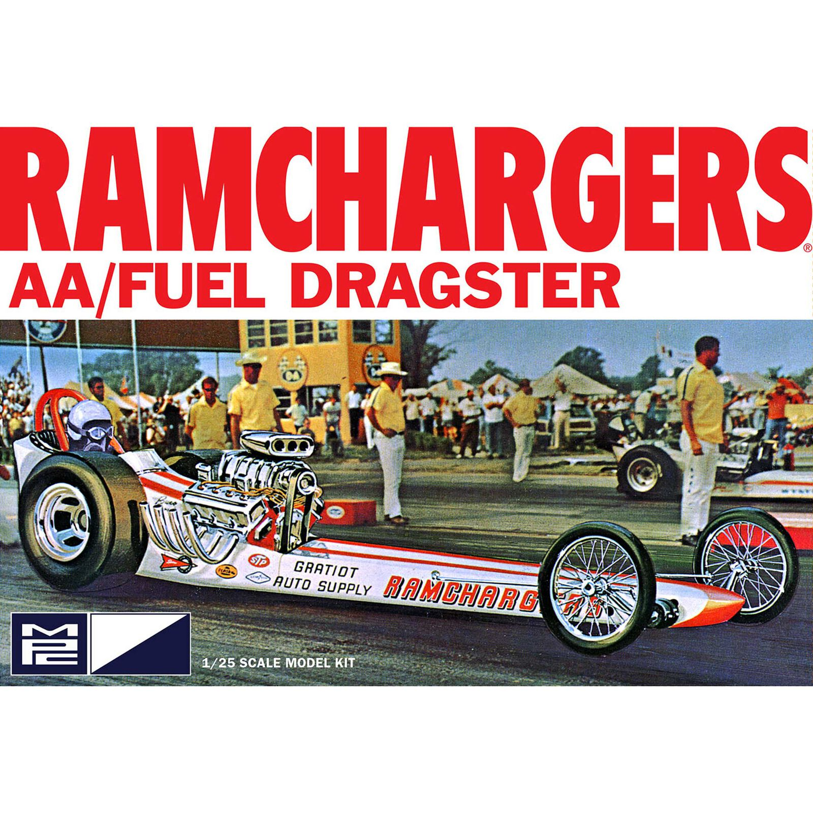 Ramchargers Front Engine Dragster