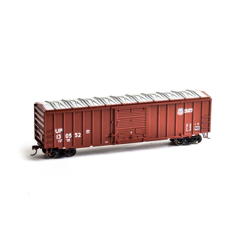 HO 50' ACF Outside Post Box UP #130552