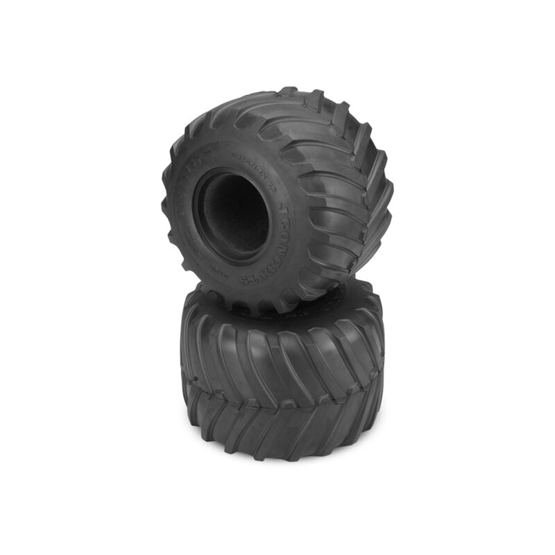Firestorm Monster Truck Tire, Gold Compound