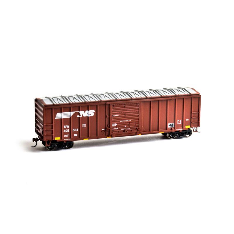 HO 50' ACF Outside Post Box NS #405534