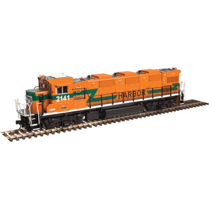 HO Trainman NRE Genset II IHB #2143
