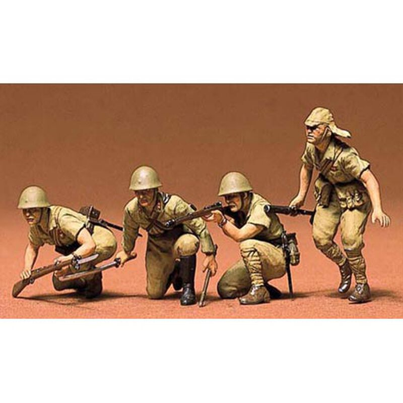 1/35 Japanese Army Infantry