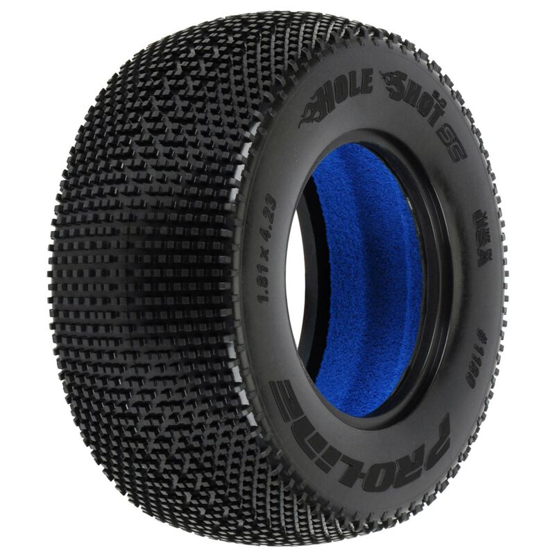 Hole Shot 2.0 SC M4 Tire (2): SLH, SC10, Blitz