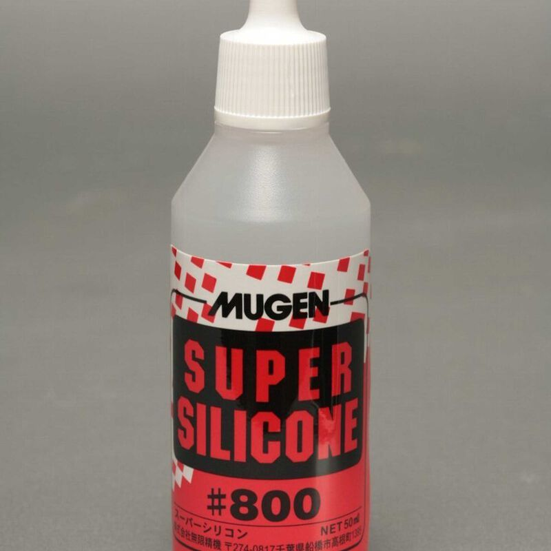 Silicone Shock Oil 800wt