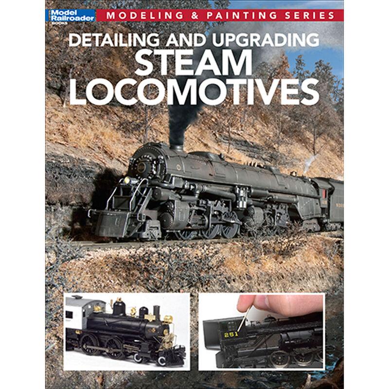 Detaling and Upgrading Steam Locomotives