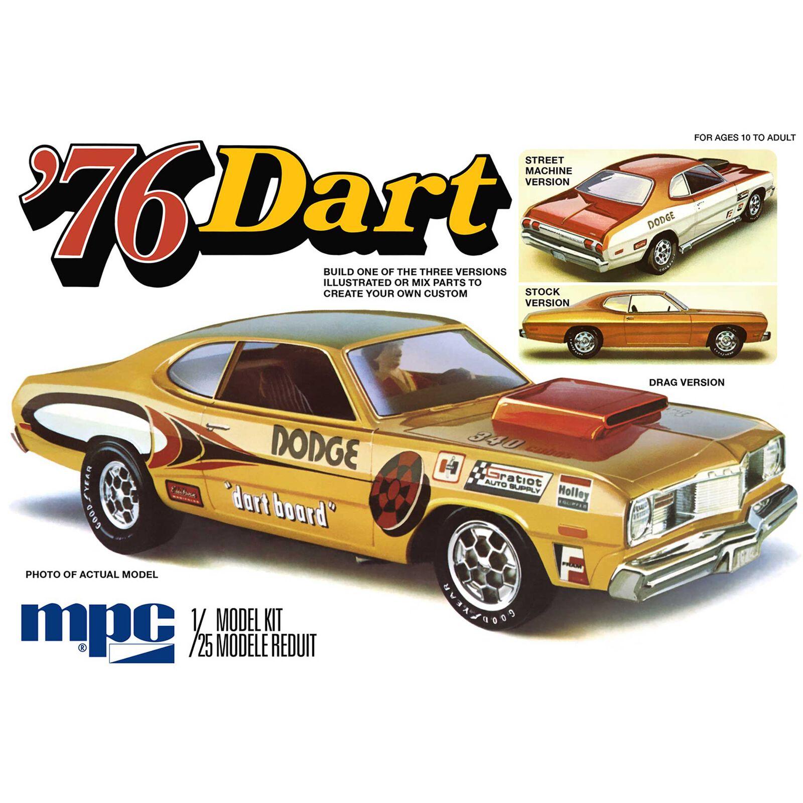 1 25 1976 Dodge Dart Sport