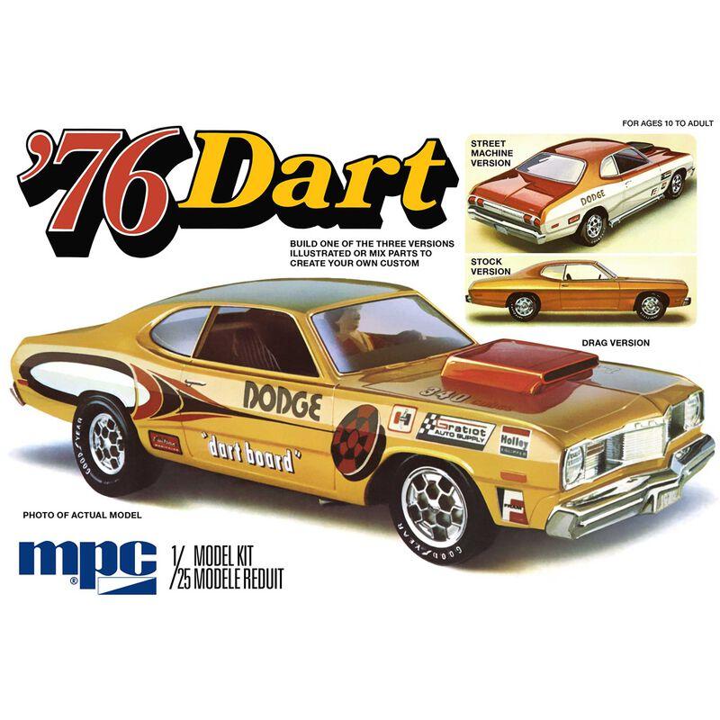 1/25 1976 Dodge Dart Sport