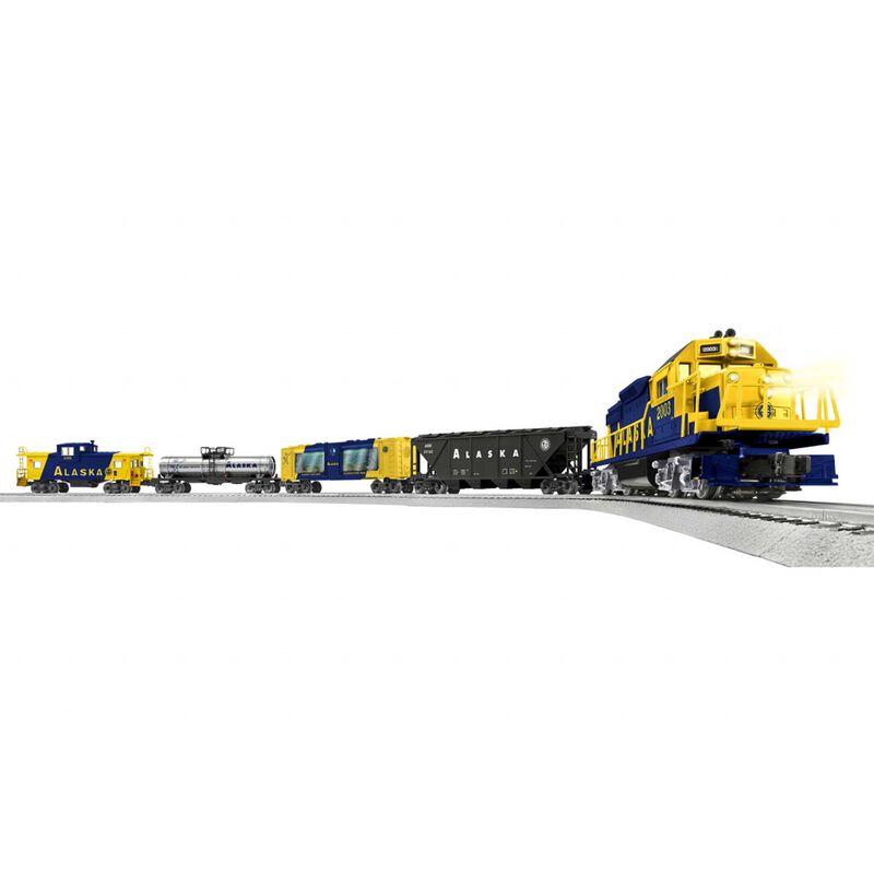 O27 LioncChief Set Alaska Freight