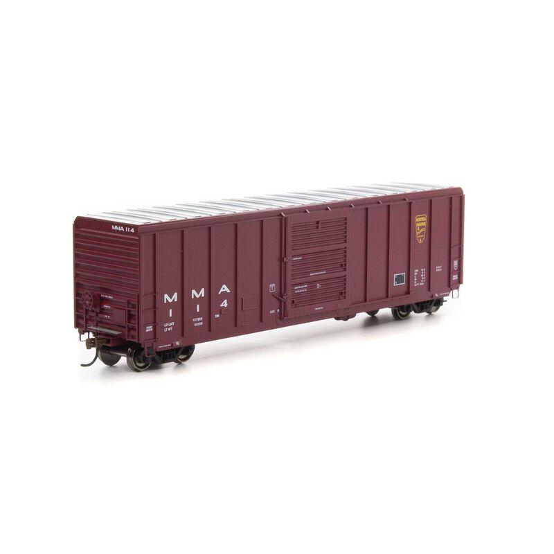 HO RTR 50' PS 5344 Box MM&A #114