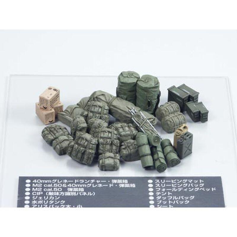1/35 Mod US Military Equip Set
