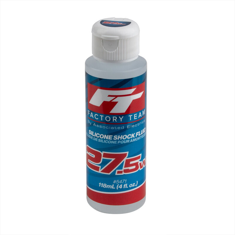 FT Silicone Shock Fluid, 27.5wt (313 cSt)