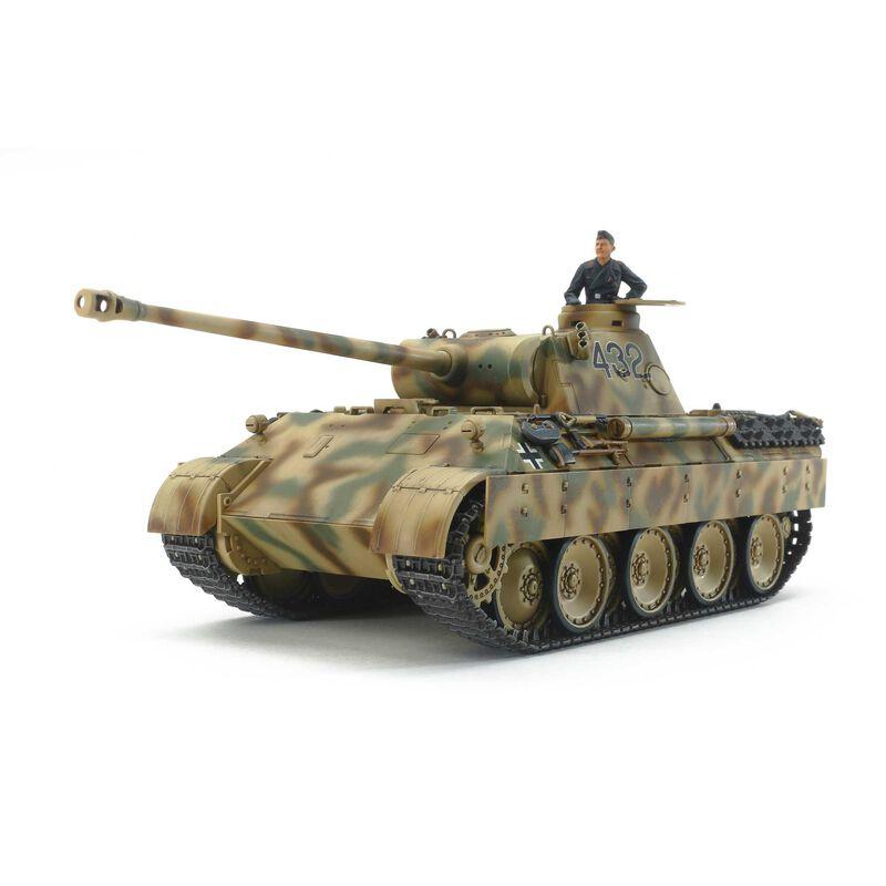 1/48 German Tank Panther Ausf D