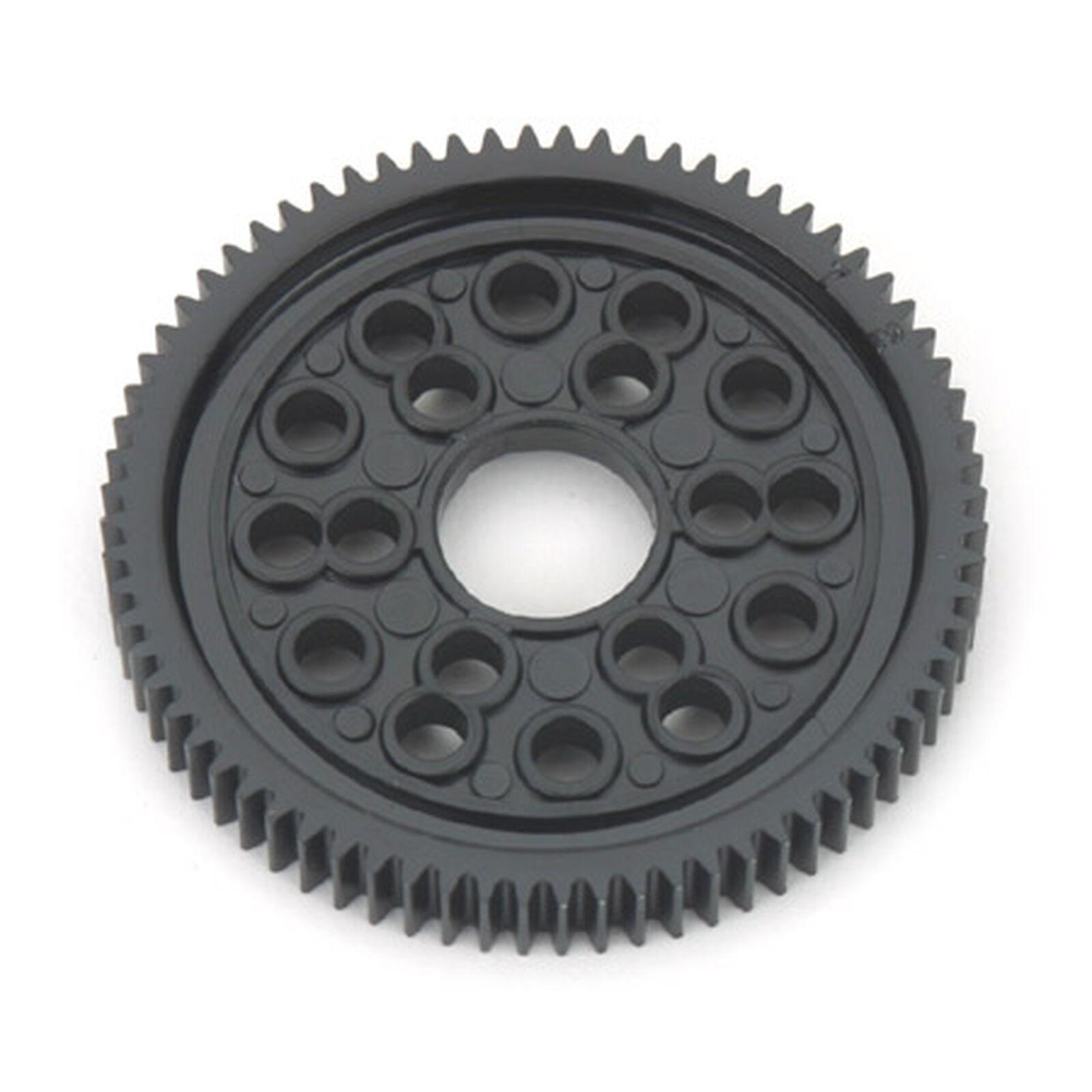 72T Spur Gear: TC3, TC4