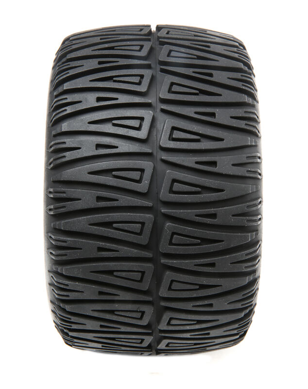 Speedtreads Neutralizor 1/8 Monster Truck Tires Mounted (2)