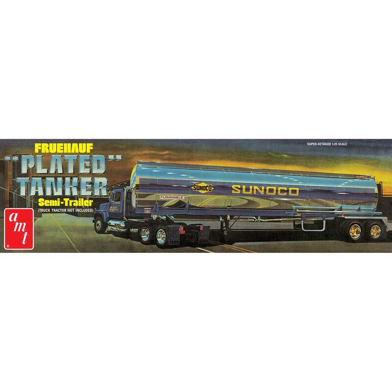 Fruehauf Plated Tanker Trailer (Sunoco)