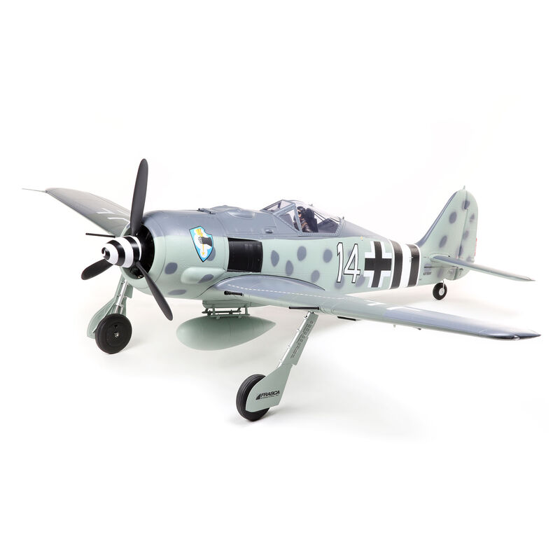 Focke-Wulf Fw 190A 1.5m PNP with Smart
