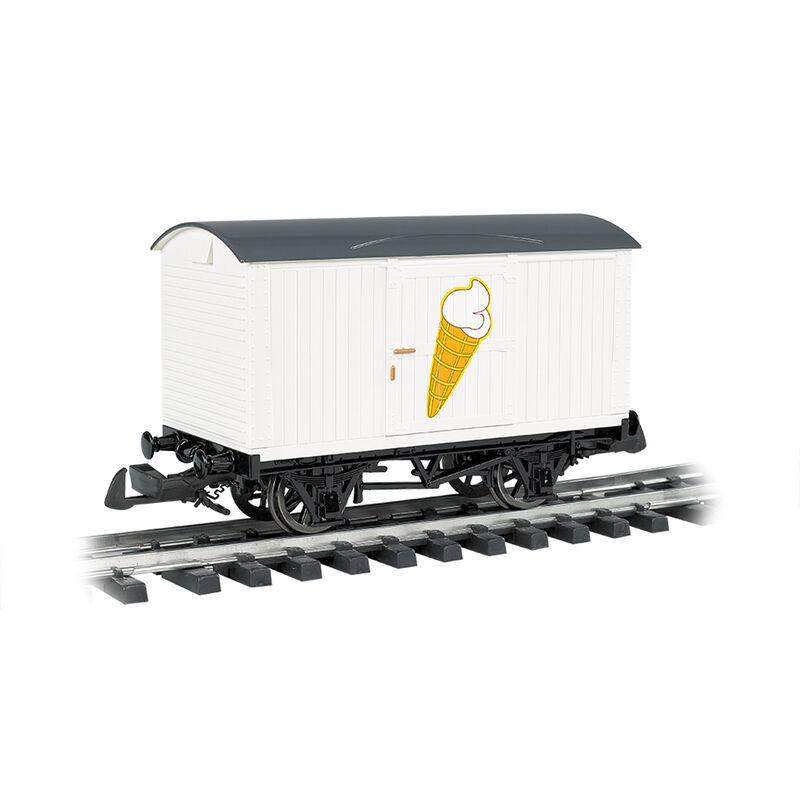 G Ice Cream Wagon