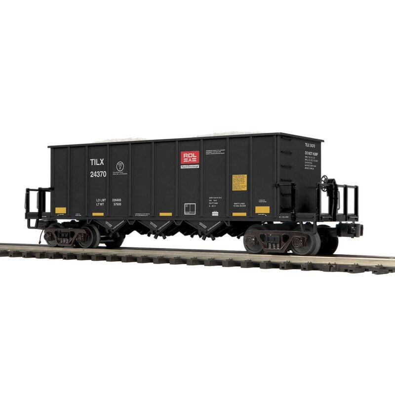 O Rapid Discharge Car Trinty Rail #24367