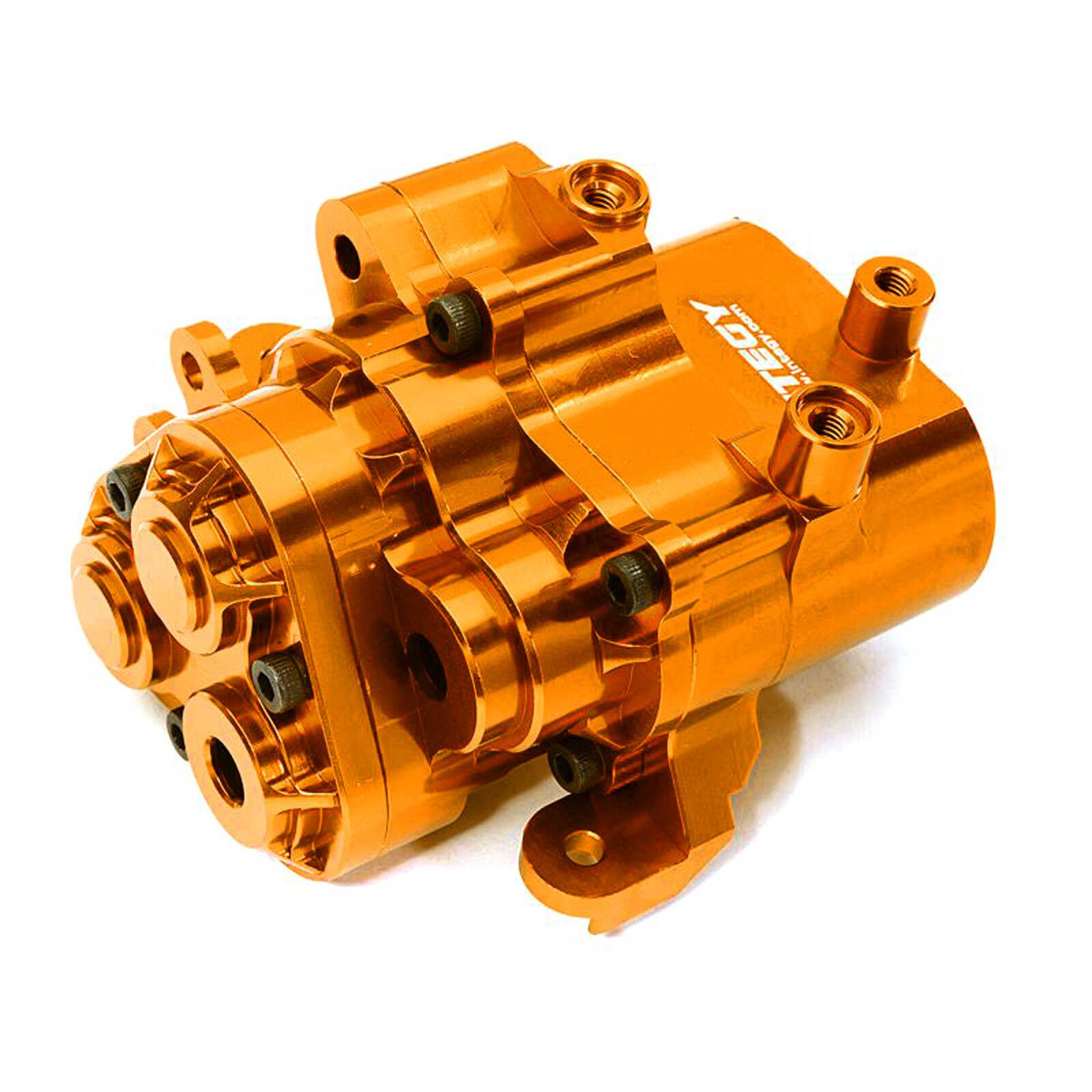 Alloy Center Gearbox: TRX-4 Scale & Trail Crawler