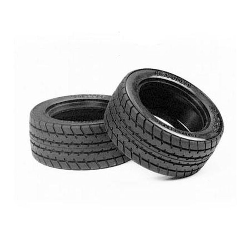 1/10 M-Chassis 60D M-Grip Radial Tires (2)